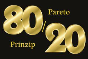 80/20-Regel | Paretoprinzip