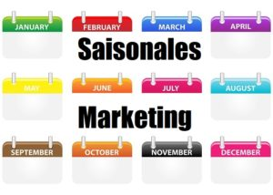 Saisonales Marketing